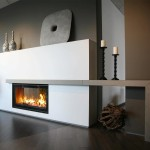 2-Sided Gas Fireplace