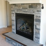 Air Stone Fireplace Images