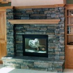 Air Stone on Fireplace