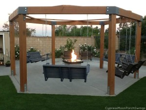 Fantastic Fire Pit Bench Seating Fireplace Design Ideas Squirreltailoven Fun Painted Chair Ideas Images Squirreltailovenorg