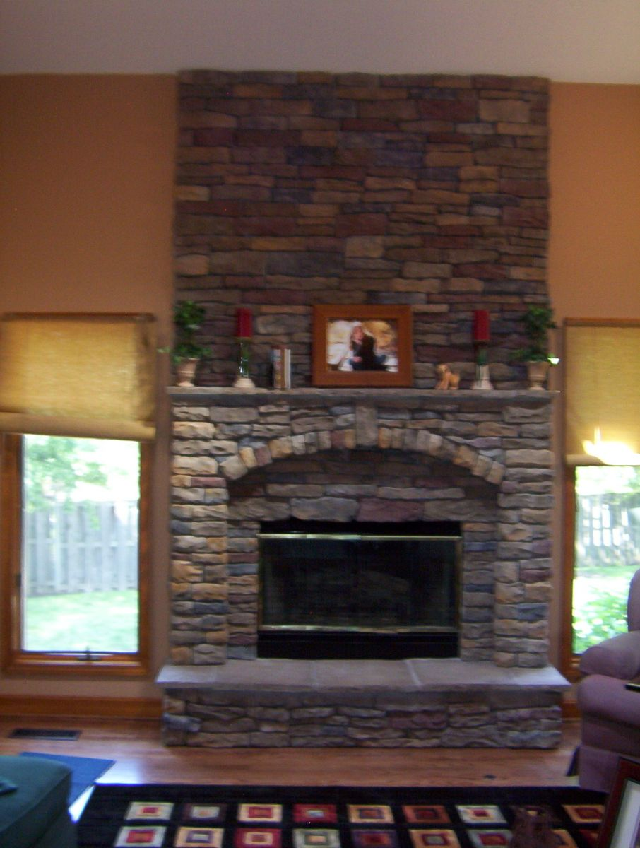 Ever Dreamed Of Stone Veneer Fireplace In Your House Fireplace