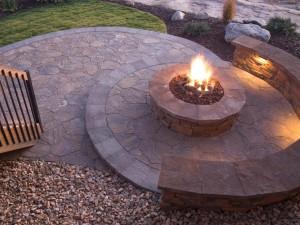 Brick Fire Pit Designs