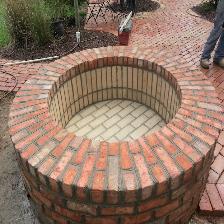Some Brilliant Brick Fire Pit Ideas for Your Home ...