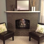 Brick Fireplace Painting Ideas