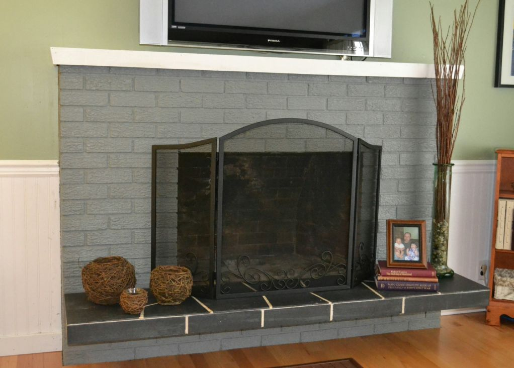 Discussing Brick Fireplace Remodel Options Fireplace Design Ideas