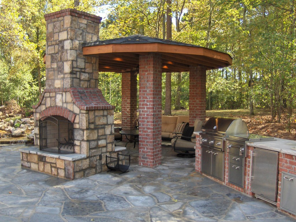 What to Consider in a Brick Outdoor Fireplace : Brick Outdoor Fireplace Plans. Brick outdoor fireplace plans. outdoor