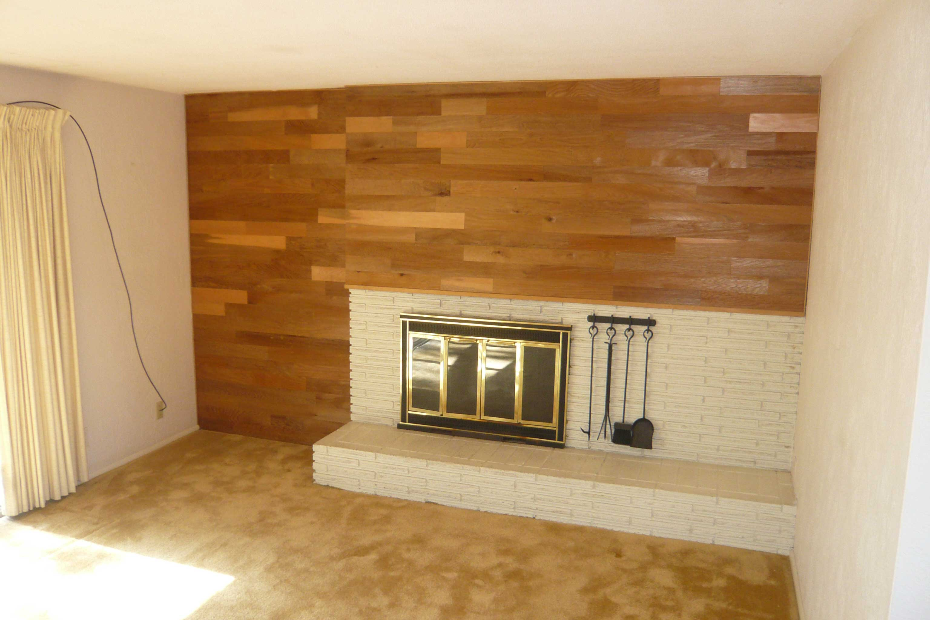 Brick Fireplace Remodel - Brick Wall Fireplace Remodel