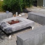 Build Concrete Fire Pit