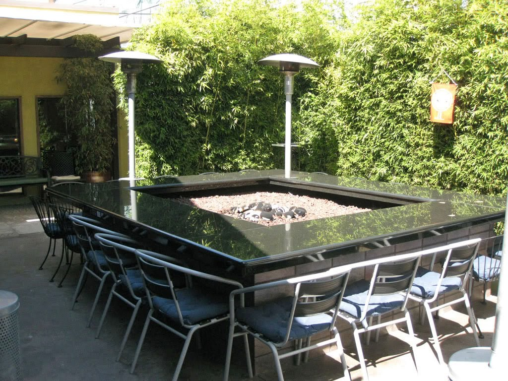 Build Fire Pit Table Fireplace Design Ideas