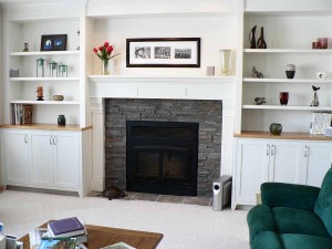 Build Modern Mantel