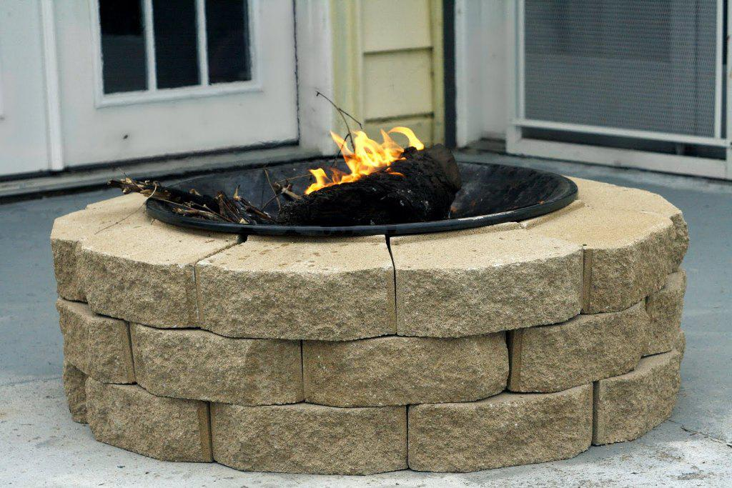 building fire pit ideas fireplace design ideas