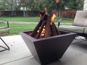 Building Portable Fire Pit