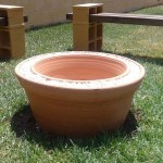 Ceramic Fire Pit Bowls