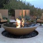 Concrete Fire Pit Bowl