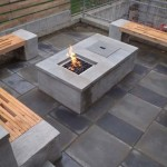 Concrete Fire Pit Ideas