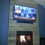 Concrete Fireplace Surround DIY