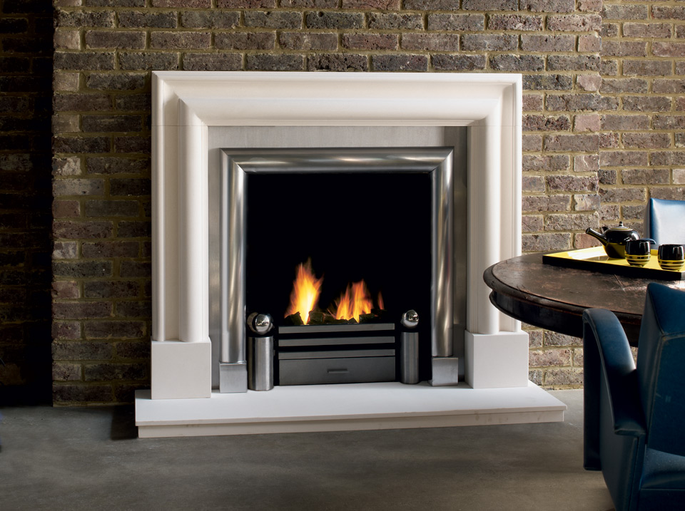 Contemporary Fireplace Surrounds