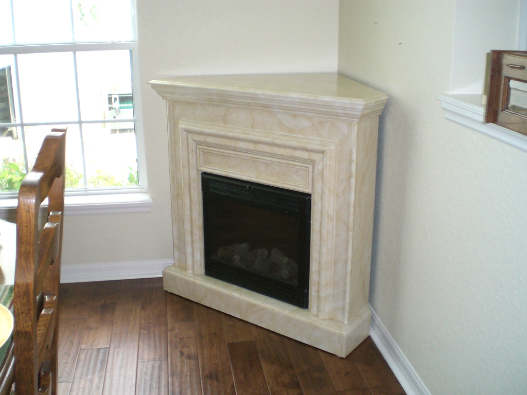Corner Fireplace Designs ~ dact.us