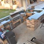 Custom Fire Pit Grills