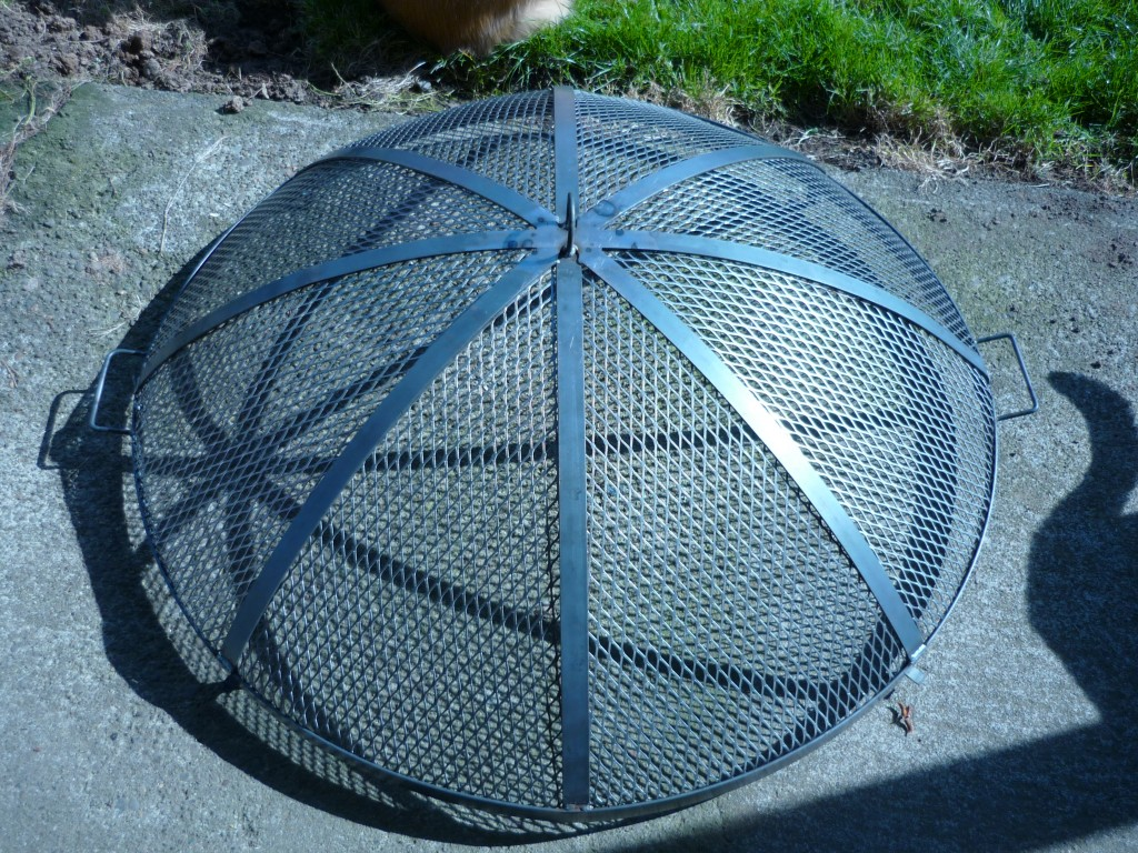 Custom Fire Pit Screens Fireplace Design Ideas