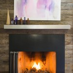 Custom Metal Fireplace Surrounds