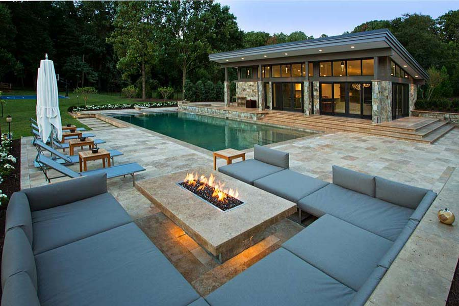Facts to Note in Deck Fire Pit : Deck Gas Fire Pit. Deck gas fire pit. outdoor