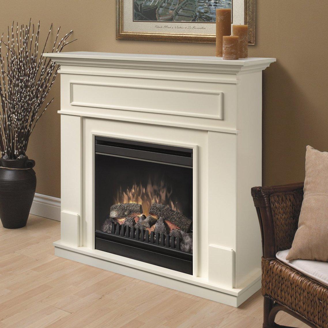 Dimplex Contemporary Electric Fireplace Fireplace Design Ideas