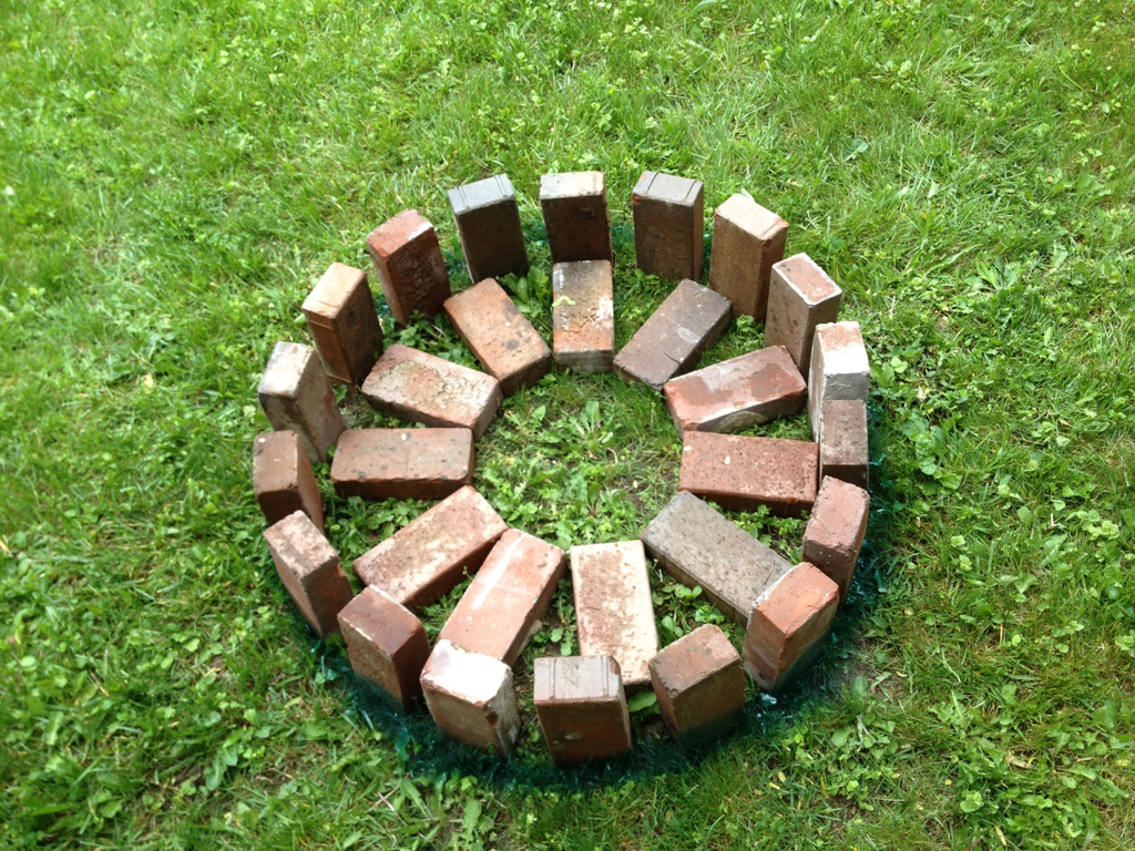 DIY Building Fire Pit