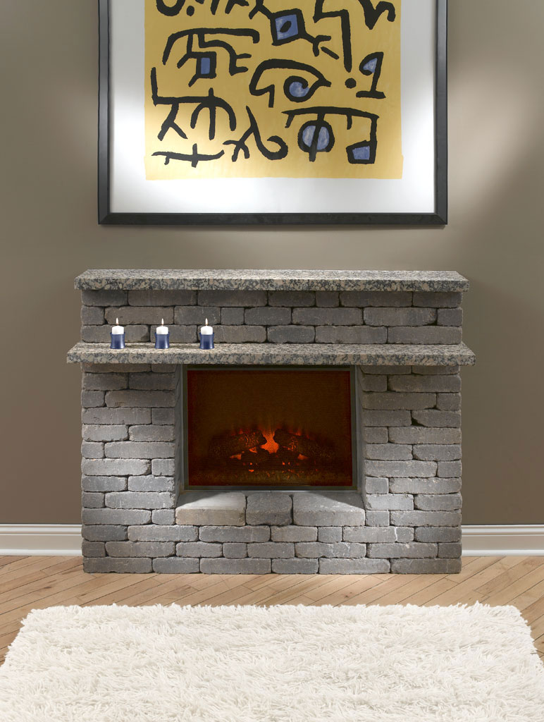 Diy Electric Fireplace Surround Fireplace Design Ideas