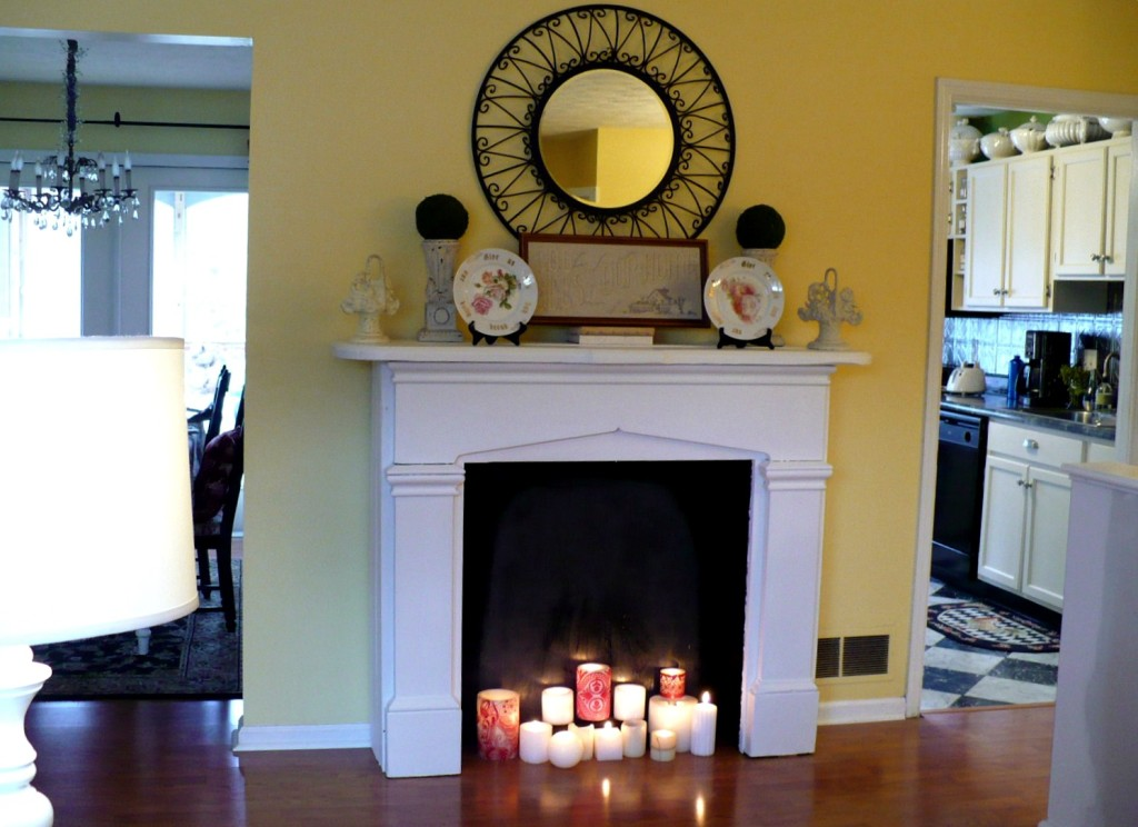 Diy Faux Fireplace Ideas Fireplace Design Ideas