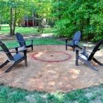 DIY Fire Pit Area