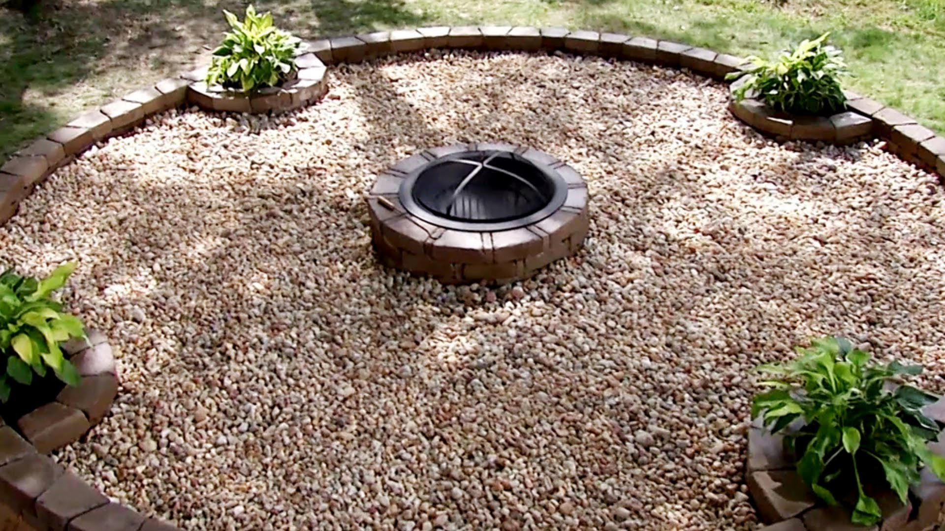 DIY Fire Pit Easy