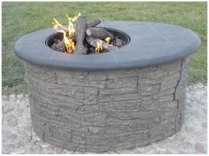DIY Fire Pit Propane