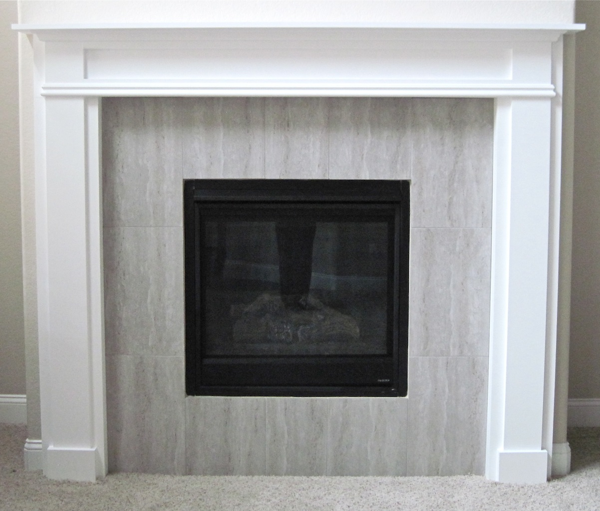 mantels how mantle fireplace build paint surround to without mantel a your legs