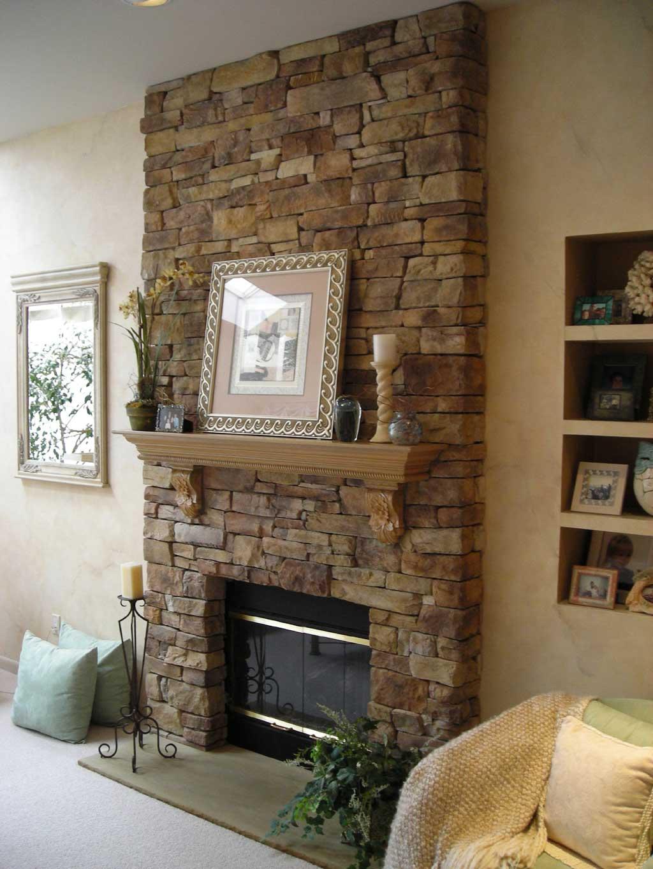 Fireplace Mantels Design Ideas