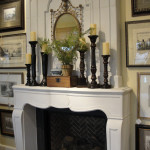 DIY Fireplace Mantel Shelf Plans