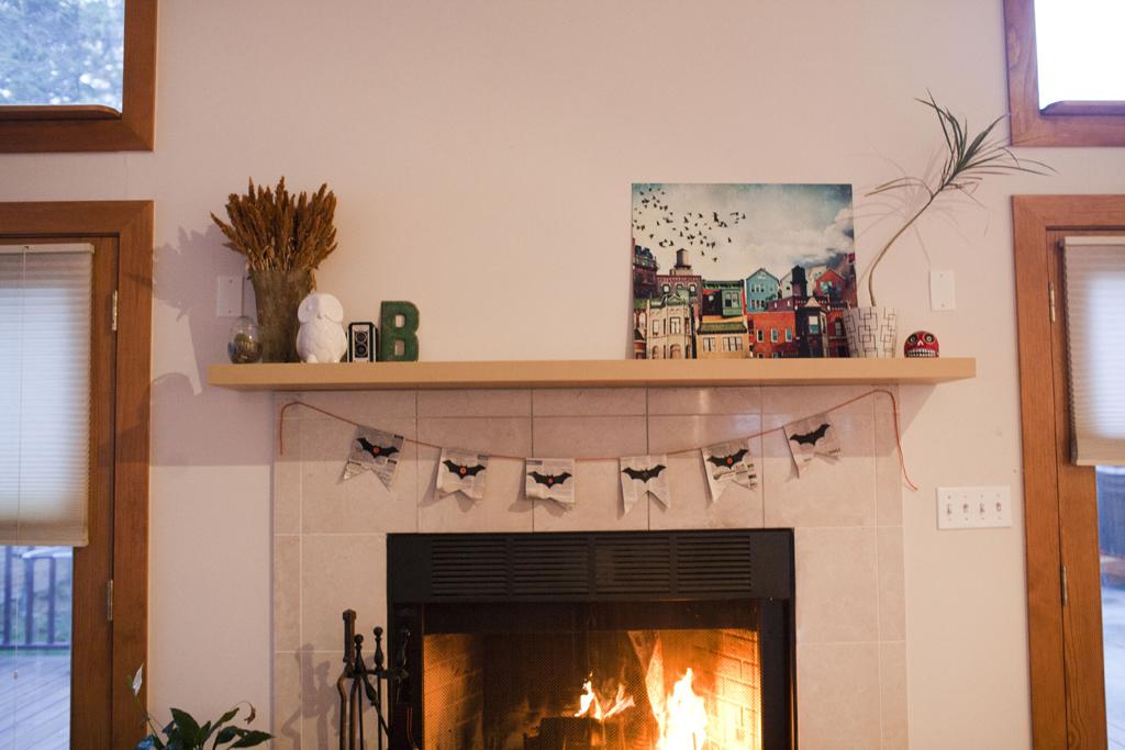 diy fireplace mantel shelf fireplace design ideas. Black Bedroom Furniture Sets. Home Design Ideas