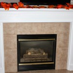 DIY Fireplace Surround and Mantel