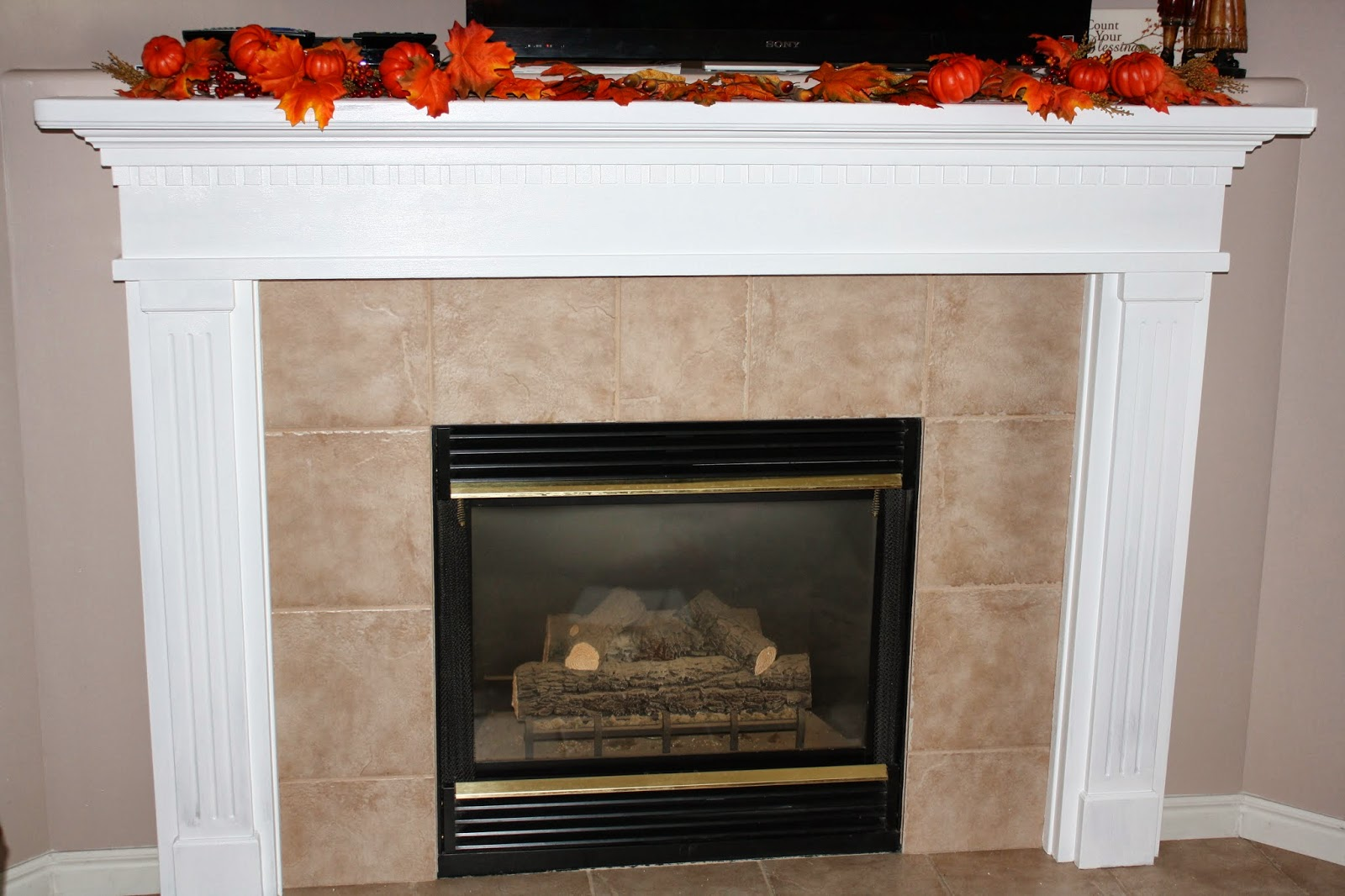 mantels wood home diy fireplace mantel - How To Build A Fireplace Surround