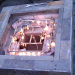 DIY Gas Fire Pit