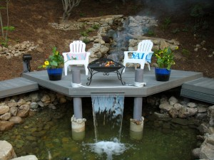 DIY Network Fire Pit