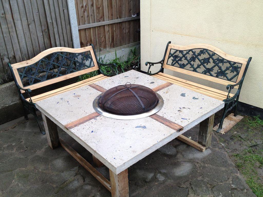 DIY Portable Propane Fire Pit