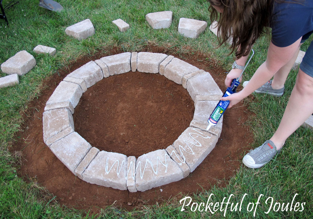 Do It Yourself Fire Pit Kit