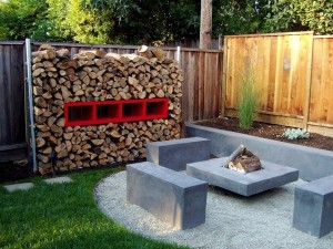 Do It Yourself Fire Pit Table