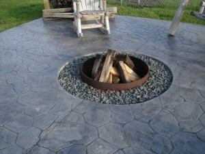Easy Fire Pit Build