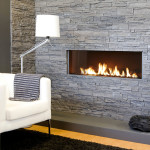 Electric Built in Fireplace