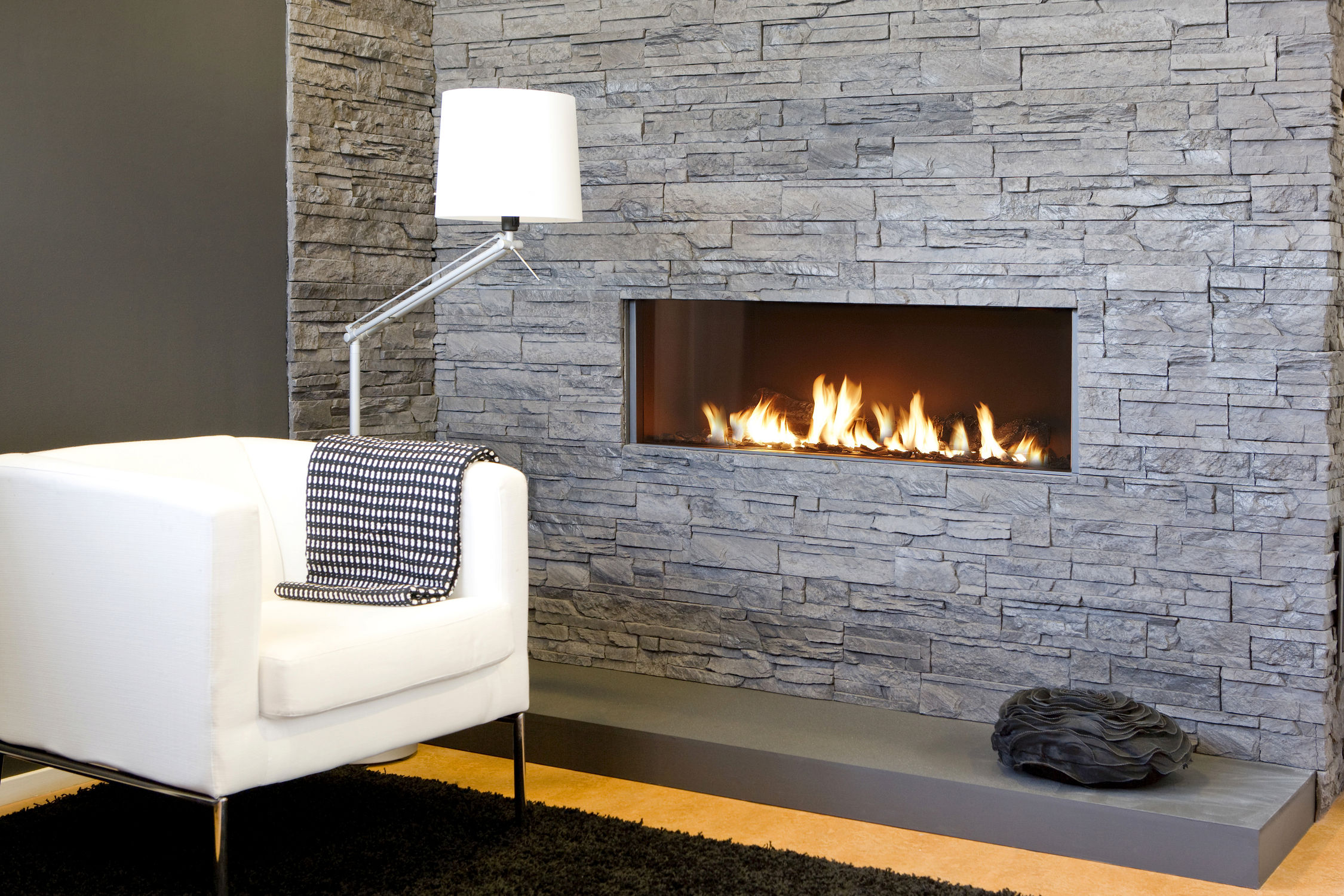 Gas Fireplace Design Ideas decoration wonderful neutral fireplace design ideas with charming black gas fireplace logs design also classic Built In Electric Fireplace For Your Home Fireplace Design Ideas