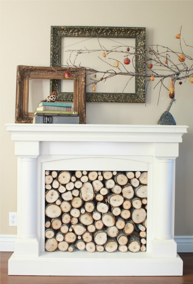 No Mantle Fireplace Ideas - Fireplace Ideas