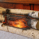 Fake Fireplace Logs Electric