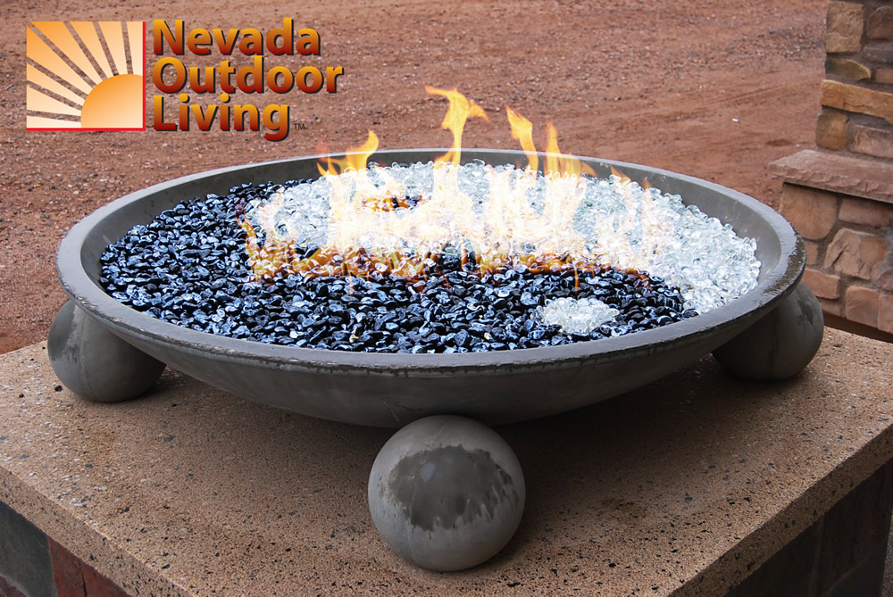 Fire Glass for Fire Pit